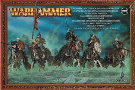 Warhammer 91-10. Caballeros Negros / Espectros