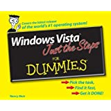 Windows Vista Just the Steps For Dummies by Nancy C. Muir (2006-12-26)