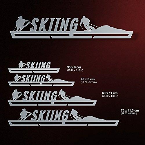 Zoom IMG-1 victory hangers porta medaglie ski