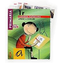 Llengua catalana. Aprenc a escriure. 1 Primària. Projecte 3.16 - 9788466115049