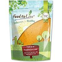 Food to Live La cúrcuma (la raíz de la cúrcuma) (8 onzas)
