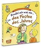 Erzähl mir was von den Festen des Jahres: Das kleine Sachbuch Religion für Kinder