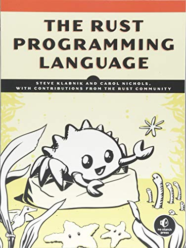 The Rust Programming Language (Manga Guide) por Steve Klabnik