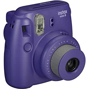 Fujifilm Instax Mini 8–Raisin–Appareil photo instantané