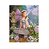 25x30cm 5D Embroidery Paintings Weihnachten Cross Stitch Wall Decorations with Full Flap Diamond PictureRhinestone Sweet Home Embroidery Painting DIY Diamond Painting Cross Stitch Kit