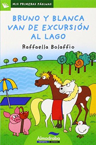 Bruno y Blanca van de excursión (primeras páginas)-lp-(29)-0 (Mis Primeras Páginas)