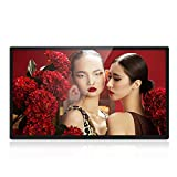 32 Zoll Big Screen Digital Photo Frame 1920 * 1080 32 ' ' ' IPS Advertising Player Electronic Photo Albummit MP3 Music MP4 Video Support HDMI