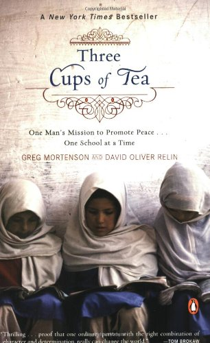 Three cups of tea | Mortenson, Greg. Auteur