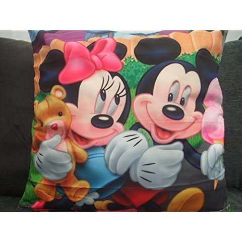 Disney Topolino e Minnie Mouse Cuscino, stile