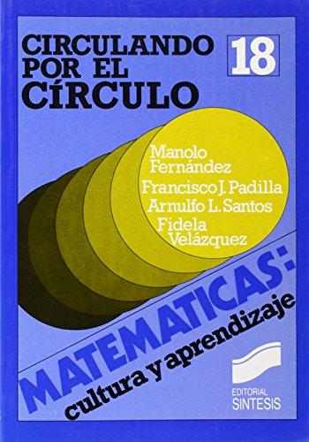 Descargar Libro Circunferencia y círculo (Matemáticas, cultura y aprendizaje) de Francisco Padilla Díaz