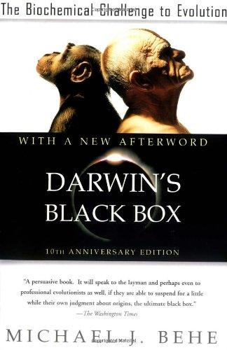 Darwin's Black Box: The Biochemical Challenge to Evolution por Michael J. Behe
