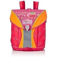 Scout Set de sacs scolaires, rouge (Rouge) - 71500797200