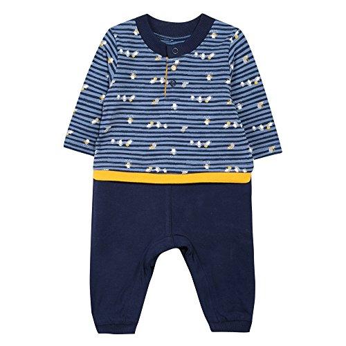 Absorba Boutique Baby-Jungen Spieler Bleu Banquise LG, Blau (Marine Foncé 49), 74 (Herstellergröße: 12M)