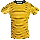 Bio Kid Boys' T-Shirts (Btb-327-104, Yel...