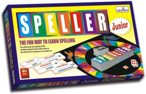 Creative Educational Aids 0808 Speller Junior
