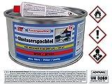 STC Glasfaserspachtel 2K grün 1,8 kg Faserspachtel inkl. Härter GFK Spachtelmasse (1,8 kg)