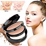 Loose Powder, Loose Puder, Make up puder, Bronze-Puder, Fixiertes Make-up, Highlighters, Mineral Powder Make up, Öl kontrolle, loose puder makeup, Matt und glänzend zwei Effekte