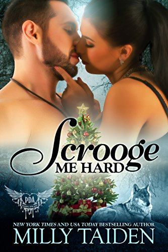 Scrooge Me Hard: BBW Paranormal Shape Shifter Romance (Paranormal Dating Agency) (English Edition)