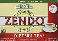 Tadin Zendo Dieter's Tea - 24 Tea Bags