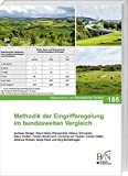 Methodik der Eingriffsregelung im bundesweiten Vergleich (Naturschutz und Biologische Vielfalt)