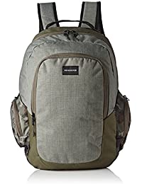 Quicksilver Schoolie, Sac porté épaule - Vert (Csn6), Taille Unique