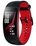 Samsung Gear Fit 2 Pro - Activity Tracker with HR (Red/Black)