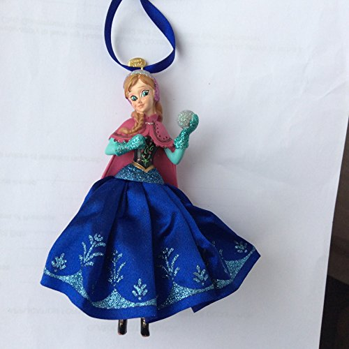 Price comparison product image Official Disney Store Anna Frozen Christmas Decoration