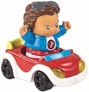 VTech Vrolijke Vriendjes Jasper & Cabrio Niño/niña - Juegos educativos (Multicolor, Niño/niña, 1 año(s), 5 año(s), Holandés, De plástico)