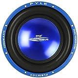 Best Pyle Amplificatore per i subwoofer - SUBWOOFER SUB AUTO PYLE PLBW104 DA 500 WATT Review