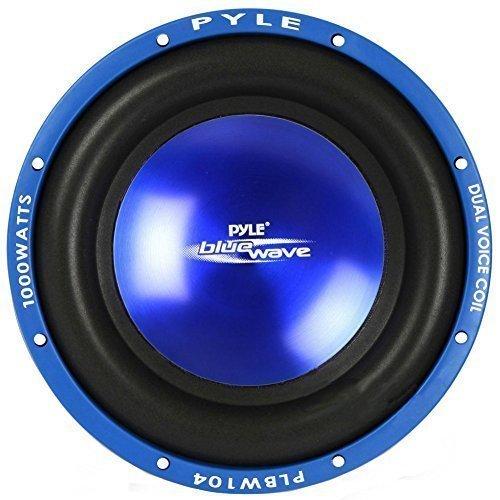 SUBWOOFER CAR PYLE PLBW104 VON 500 WATT RMS UND 1000 WATT MAX 10