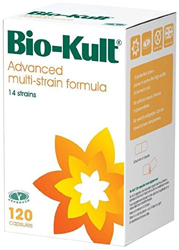 Bio-kult Advanced Multi-strain Formula Capsules, Pack Of 2, 240-count
