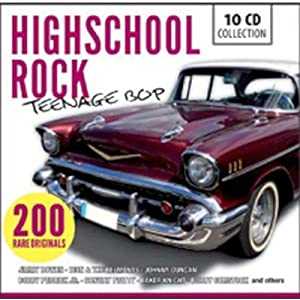 Highschool Rock: Teenage Bop