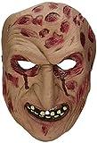 Widmann 00360Killer Essigtopf USTIONATO Hälfte Gesicht Maske Einheitsgröße für Erwachsene