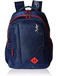 c25938b192d0 Skybags Viber 29.5 Ltrs Blue Casual Backpack (BPVIBFS1BLU)