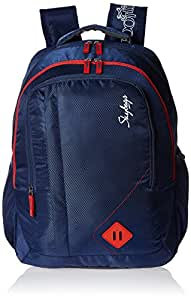 Skybags Viber 29.5 Ltrs Blue Casual Backpack (BPVIBFS1BLU)