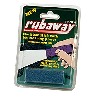 Rub Away Abrasive Rubber Cleaning Block Really Useful Ideal For Scalextric and Model Train Track