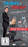 Monika Gruber - DVD 'Monika Gruber & Viktor Gernot - Küss die Hand'  (11.05.2017)