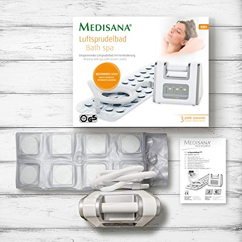Medisana Luftsprudelbad 88386 BBS - 8
