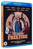 Free Fire [Blu-ray] [2017]