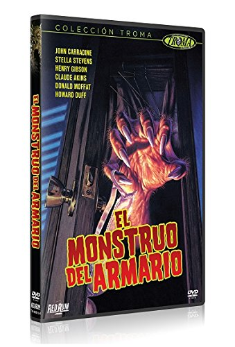 El monstruo del armario [DVD]
