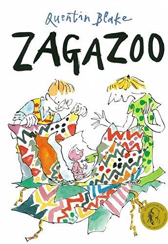 Zagazoo (Hors Catalogue) por Quentin Blake