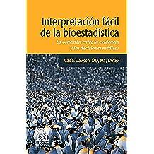 Interpretación fácil de la bioestadística