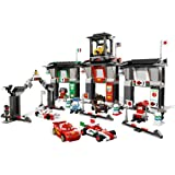 Lego - 301004 - Cars 2 Exclusivite - 8679 - Le Circuit International De Tokyo