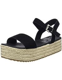 1e668b4c758 COOLWAY Women s Mini Platform Sandals