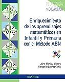 Enriquecimiento de los aprendizajes matemáticos en Infantil y Primaria con el Método ABN (Psicología)