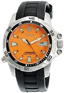 Timex Expedition Analog Orange Dial Men's Watch - T49617