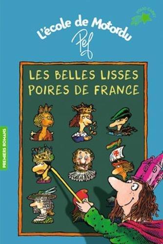 Motordu Les belles lisses poires de France