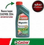 Castrol MAGNATEC Motorenöl 5 W30 C2 Fully Synthetic – vollsynthetisches 4 Liter