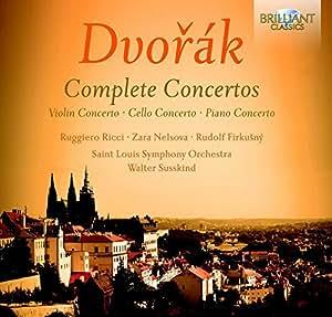 Concertos (Intégrale)