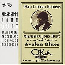 Avalon Blues: Complete 1928 Ok